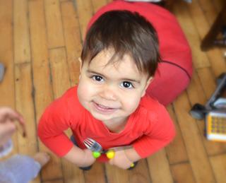 bébé 11 mois CPMHK