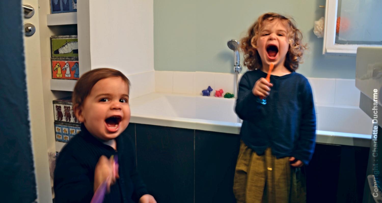 refuse de se brosser les dents
