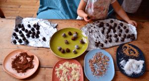 truffes au chocolat CPMHK 2