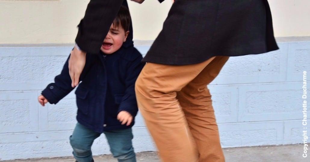 colère bébé