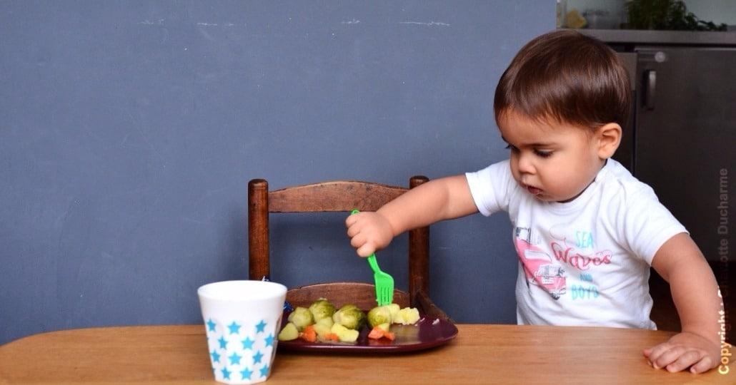 manger enfant
