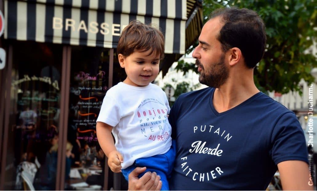 France XXI - Tee-Shirt - CPMHK
