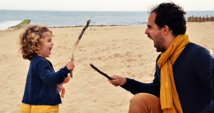 jeu enfant - jouer avec son enfant