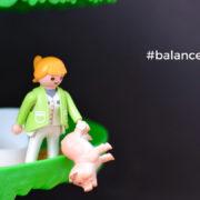 # balance ton porc