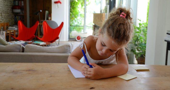 Activité montessori lecture écriture