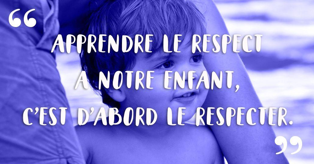 Apprendre-le-respect