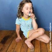 huile essentielle enfant