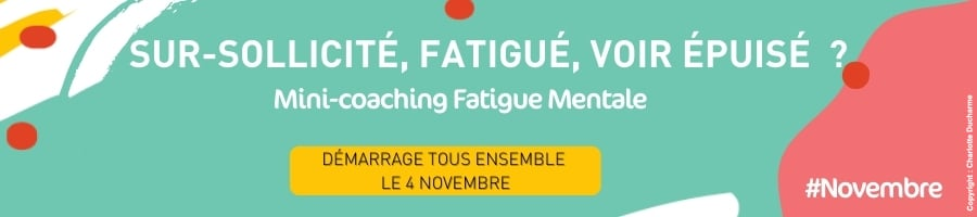 Mini Coaching Fatigue Mentale