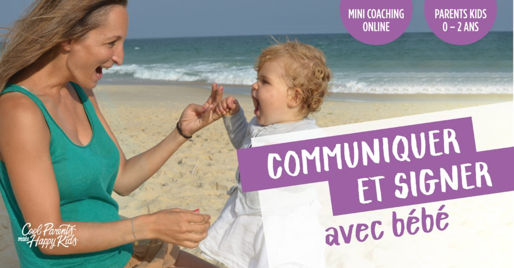 communication bébé formations éducation positive