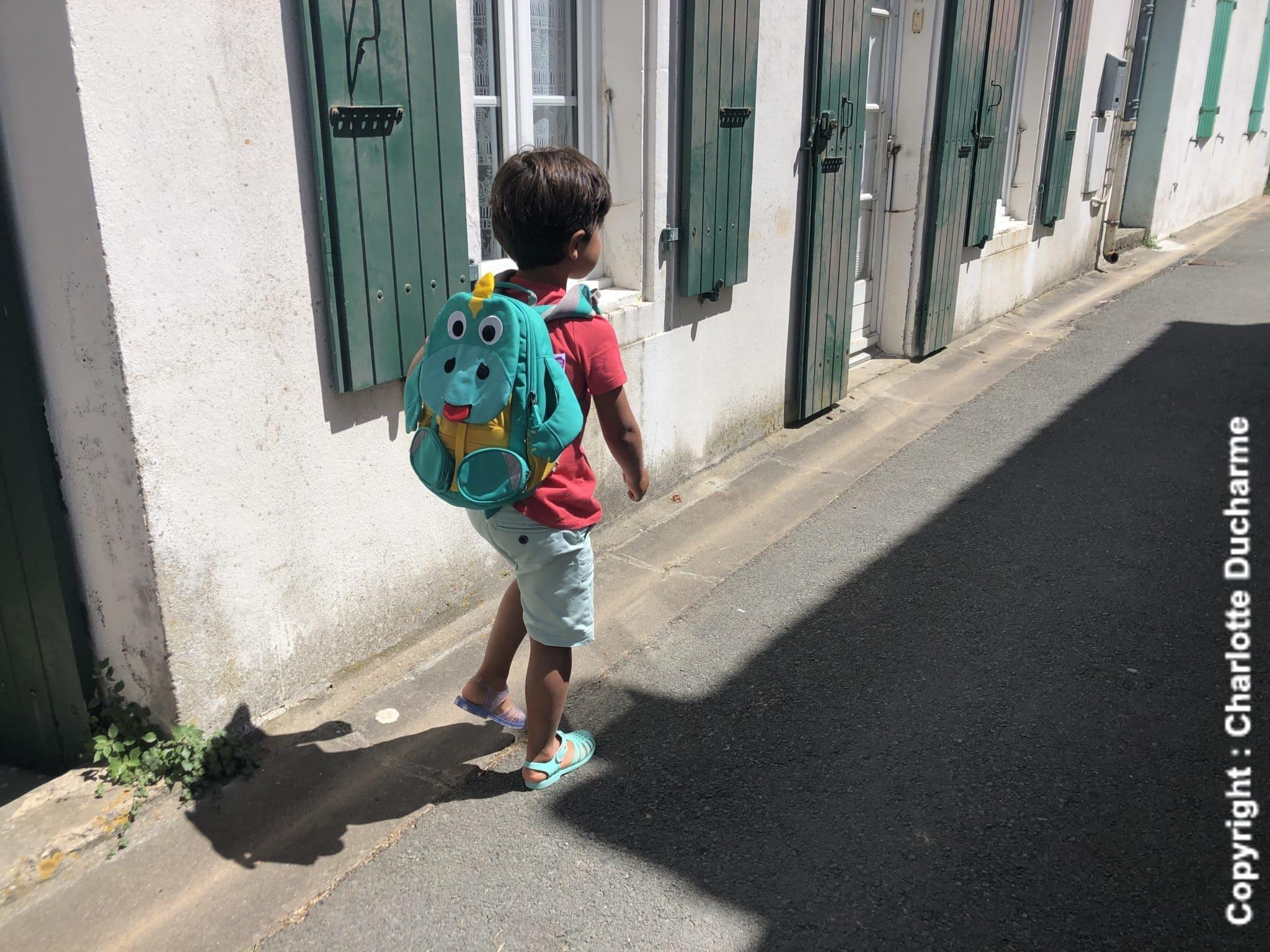 Première rentrée école maternelle