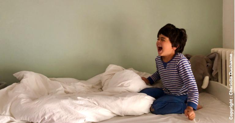 terreurs nocturnes enfant